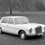 Alte S-Klasse - W108