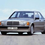 Baby Benz 190er