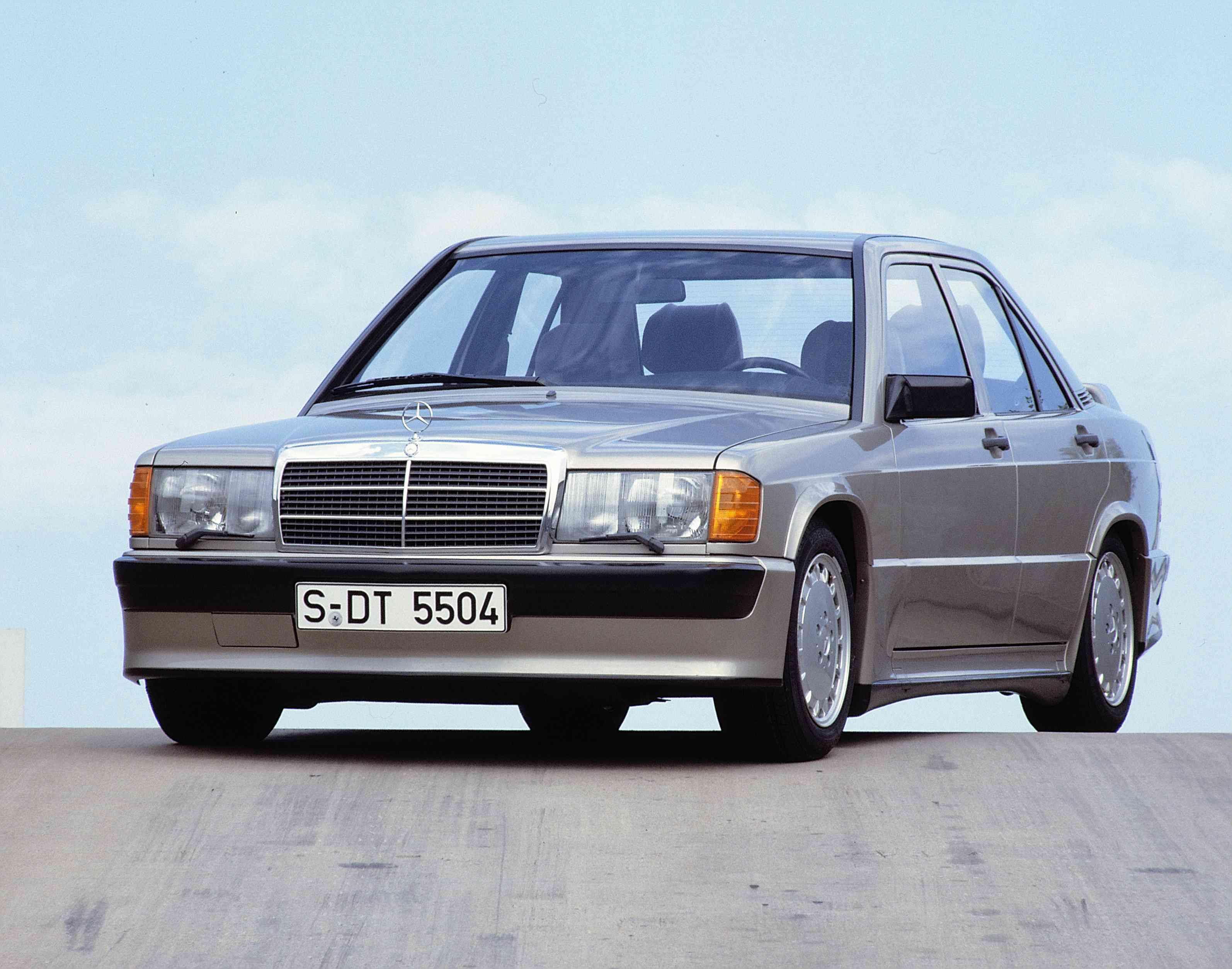 Mercedes benz verein der heckflossenfreunde vdh baby for Baby mercedes benz